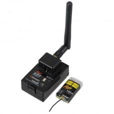 Frysky DF Combo 2.4G Radio System+V8R4 Combo