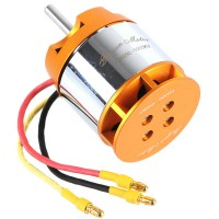 F4550-1000 KV1000 Brushless Exterior Rotor Motor Outrunner Motor For RC Airplane Quadcopter Multicopter