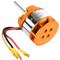 F4540-1300 KV1300 Brushless Exterior Rotor Motor Outrunner Motor For RC Airplane Quadcopter Multicopter