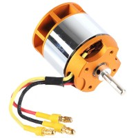 F3639-1100 KV1100 Brushless Exterior Rotor Motor Outrunner Motor For RC Airplane Quadcopter Multicopter