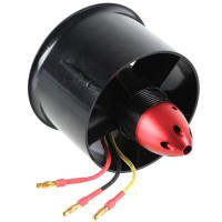 F3553-1750-90 Outrunner Ducted 1750KV Brushless Motor Model Airplane Fan