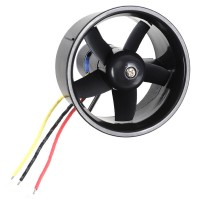 F2627-4500-64 Outrunner Ducted 4500KV 320W Brushless Motor Model Airplane Fan