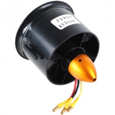F2839-3000-70 Outrunner Ducted 3000KV 650W Brushless Motor Model Airplane Fan