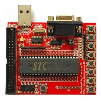 Arduino 51 SCM USB Development Board Learning Board