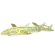 Flyingshark-550 Wooden Copter Frame Quadcopter 550mm Shaft Distance