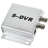 ARM+DSP Technology 1 Channel Video Backup Mini DVR ZJ-DVR01