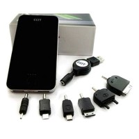 Portable 3000mA CCIT-I4 Rechargeable Battery Pack Mobile Battery For Ipone HTC Sony Motorola