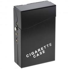Healthy True Cigarette Size Electronic Cigarette DE5100 with Metal Case