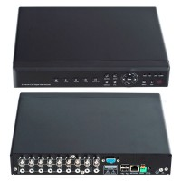 H264 8CH Embedded Digital Video Recorder System SD-9608AC-A