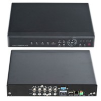 H264 Embedded 4CH Digital Video Recorder System SD-9604AD-A