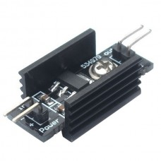 1pcs 3.3V 1117 Power Supply Module with Heat Sink WL