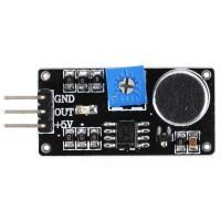 Sound Detection Sensor Module Use for Smart Car