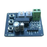 SD1820 Sound Voice Recording Playback Recorder Module Board Microphone 3V-5V