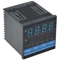 96*96 Dual Digital Intelligent PID Temperature Controller CD901 SSR