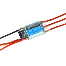 Hifei KingKong Series 2-3S 20A Electric Speed Control with Data Logger ESC-20A-K