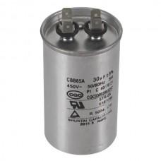CBB65A 10/15/20/25//30uf 450V Air Conditioner Capacitor 50/60Hz CLASS A Capacitor