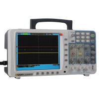 "OWON Digital Storage Oscilloscope SDS8202 2G/s 200MHz 3CH 8"" LCD"