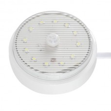 Human Body Infrared Ray LED Induction Lamp  12 LED Light 220V