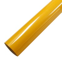 60 x 200 cm Heat Shrink Film Heat Shrinkable Membrane Skin for Multicopter-Light Yellow