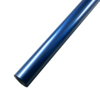 60 x 200 cm Heat Shrink Film Heat Shrinkable Membrane Skin for Multicopter-Metal Blue