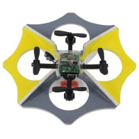 RC Flying Saucer Aircraft Mini Quadcopter Multicopter Helicopter with IR Remote Control