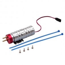 CNC Machined Electronic Fuel Pump for RC Airplane