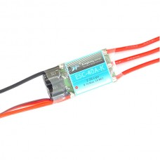 Hifei KingKong Series 2-3S Electric Speed Control With Data Logger ESC-40A-K