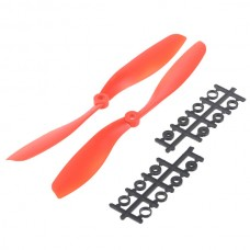 "80x4.5"" 8045 8045R Counter Rotating Propeller CW/CCW Blade For Quadcopter MultiCoptor-Red"