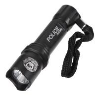 Mini LED Flashlight Gree LED Torch 1xAAA Battary Flash Light  ZLX-305