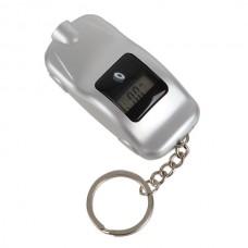 VT-701 Mini Digital Tire Gauge for Measuring Automobile Car Tires -Silver