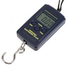 Mini Portable Electronic Scale Unique Handheld Design Temperature Display