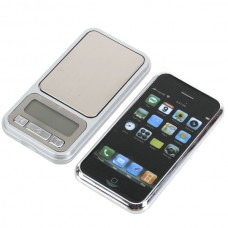 Unique Design Digital Pocket Scale with Iphone Sticker