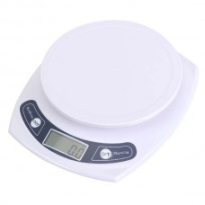 1kg/0.1g High Precision White WH-B Series Electronic Kitchen Scale