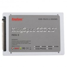 "Kingspec 2.5"" PATA MLC SSD KSD-PA25.1-256MS IDE44 Solid State Drive 4 Channel-256GB"