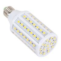 E27 5050 SMD LED White Light 86 LED Corn Light Bulb Lamp 18W