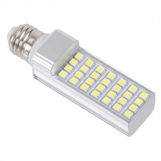 E27 5050 SMD LED Warm White Light  28 LED Light Bulb Lamp 220V