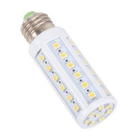 E27 LED 5050 SMD LED Warm White Light 44 LED Corn Light Bulb Lamp 9W