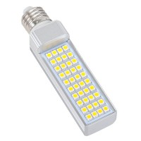 E27 5050 SMD LED Warm White Light 40 LED Bulb Lamp 8W