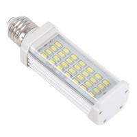 E27 5630 SMD LED White Light 28 LED Bulb Lamp 6W