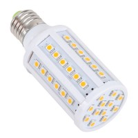 E27 5050 SMD LED Warm White Light 60 LED Corn Light Bulb Lamp 12W