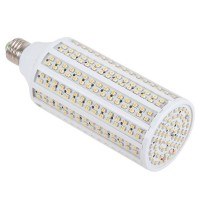 E27 3528 SMD LED Warm White Light 420 LED Corn Light Bulb Lamp 30W