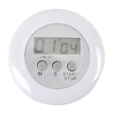 99Minuted 59 Seconds  Digital Kitchen Timer Stopwatch with LCD
