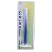 3*AAA Batteries Mini Bathroom LED Light-Deep Blue