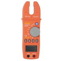 MS2600 3999 Open Jaw Clamp Meter Compared with Fluke