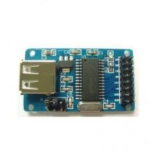 CH375B USB Module Adapter for MCU / DSP / MPU