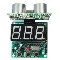 5-in-1 Ultrasonic Distance Detecting Board for Arduino/ARM DIY