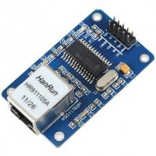 ENC28J60 Network Module+Schematic For 51 STM32 LPC AVR
