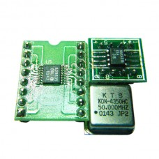 AD9835 Module+ MAX4016ESA Module with Keyset 50M SITIME