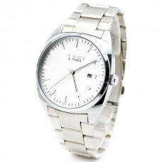 Waterproof  W8400 Stainless Steel Eyki Watch Business and Leisure Quartz Watch
