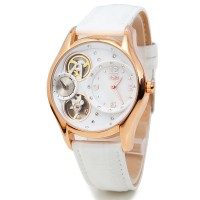 30M Waterproof  W8348 Stainless Steel Eyki Watch Mechanical Quartz Watch for Woman UT47-005